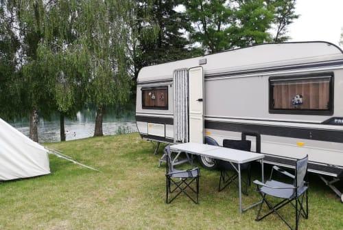 Wohnmobil mieten in Wesel von privat | Hobby Old Prestige
