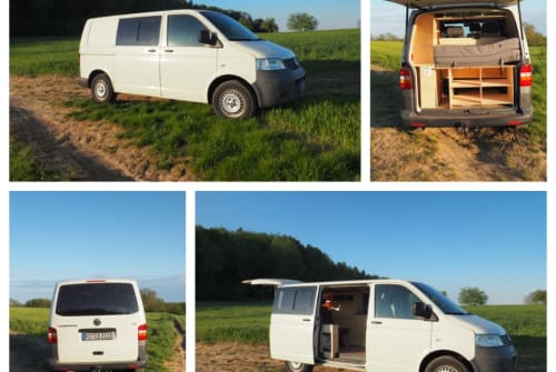 Wohnmobil mieten in Nußloch von privat | VW myBulli