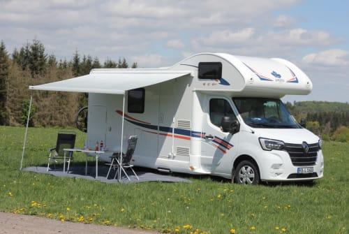 Wohnmobil mieten in Vöhl von privat   Ahorn Eco 683