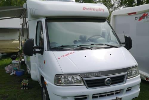 Wohnmobil mieten in Maulbronn von privat | Dethleffs Cämberle