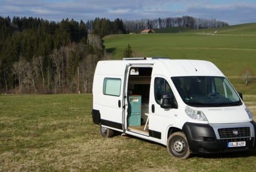 Wohnmobil mieten in Wiggensbach von privat | Fiat VanSinn