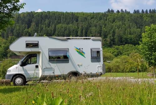 Wohnmobil mieten in Kirchzell von privat   Knaus WHATABEAR
