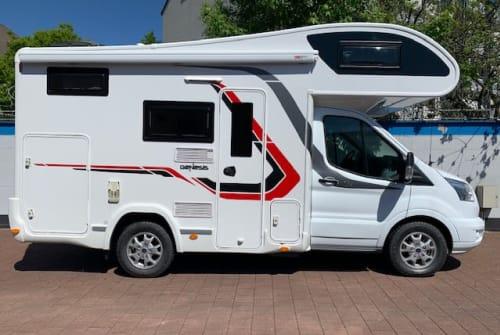 Wohnmobil mieten in Düsseldorf von privat | Challenger Mauritius
