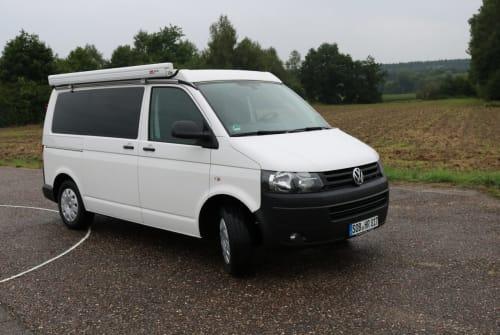 Wohnmobil mieten in Schrobenhausen von privat   VW Bus T5 Polaris