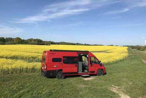 Wohnmobil mieten in Gönnebek von privat | Fiat Ducato  Funmobil