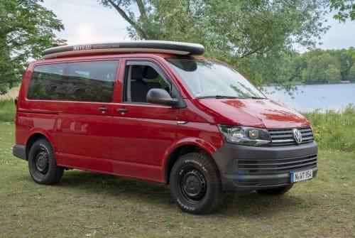 Wohnmobil mieten in Nürnberg von privat | VW T6 Campingbus Road Runner