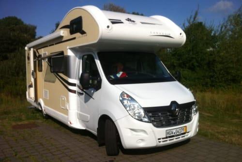 Wohnmobil mieten in Lorch von privat | Ahorn MiBo-mobile