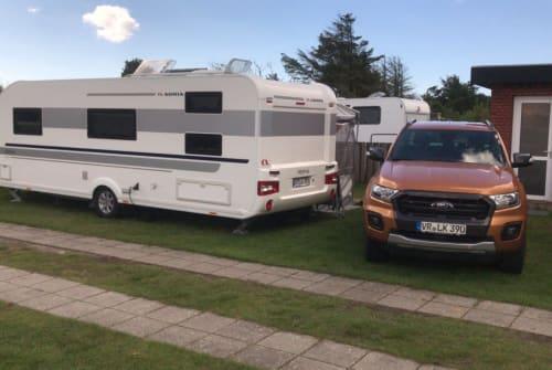 Wohnmobil mieten in Kramerhof von privat | Adria RumpelCamper