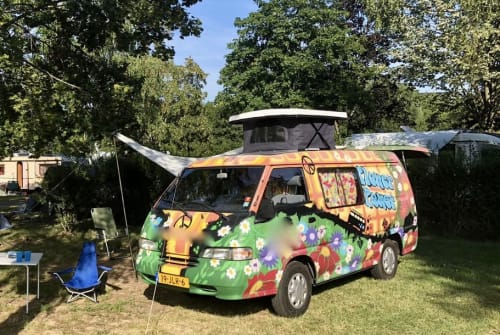 Wohnmobil mieten in Nijmegen von privat | Hyundai Hippie
