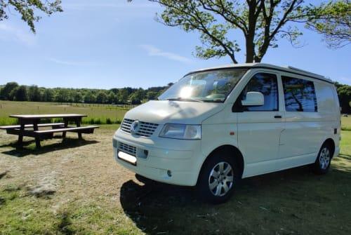 Wohnmobil mieten in Schoorl von privat | Volkswagen Nu Warm Op Pad