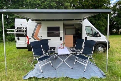 Wohnmobil mieten in Bad Soden-Salmünster von privat | Weinsberg Paulina