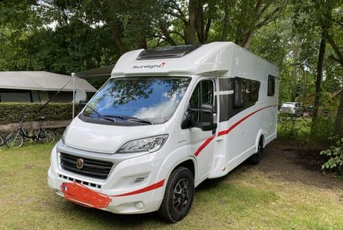 Wohnmobil mieten in Winsen von privat | Sunlight  Hannes