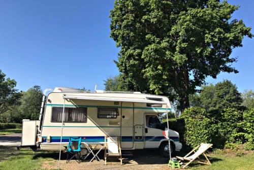 Wohnmobil mieten in Rheinfelden von privat   Peugeot  Hubi