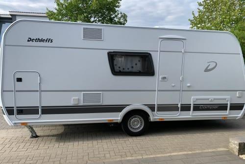 Wohnmobil mieten in Vechelde von privat | Dethleff Lindi