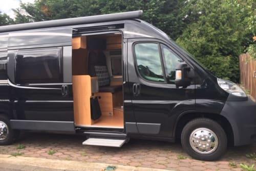 Wohnmobil mieten in Nideggen von privat | Pössl Wolli