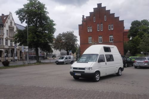Wohnmobil mieten in Freital von privat   VW T4 Bulli-Mobil
