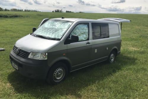 Wohnmobil mieten in München von privat | VW Rulli T5