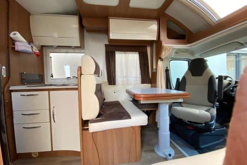 Wohnmobil mieten in Mosbach von privat | Rimor Europe  Alema