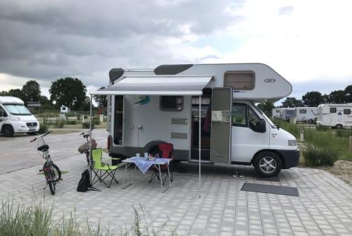 Wohnmobil mieten in Heilbad Heiligenstadt von privat | Knaus Jenny