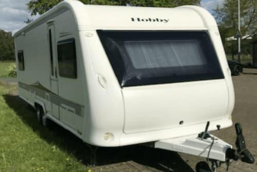 Wohnmobil mieten in Bremen von privat | Hobby Eddi