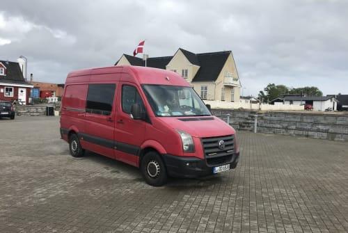 Wohnmobil mieten in Leipzig von privat | Vw Mannie