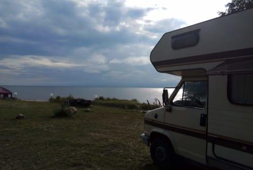 Wohnmobil mieten in Riesa von privat | Fiat  Berta