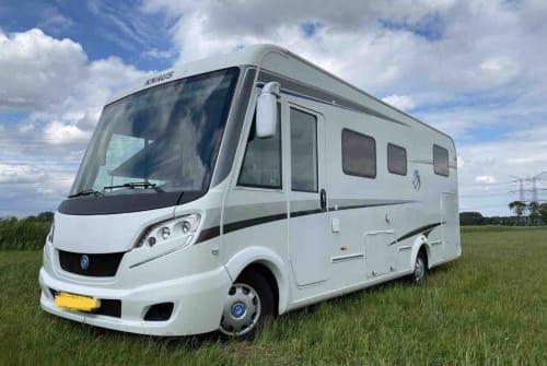 Wohnmobil mieten in Dongen von privat | Fiat Ducato Complete camper