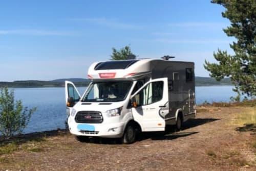 Wohnmobil mieten in Wittstock von privat | Challanger Campino