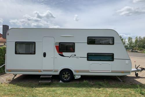 Wohnmobil mieten in Friedrichshafen von privat | Bürstner Hubert