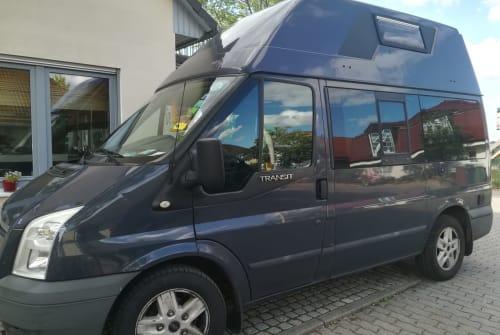 Wohnmobil mieten in Bornheim von privat | Ford Transit Namenlos