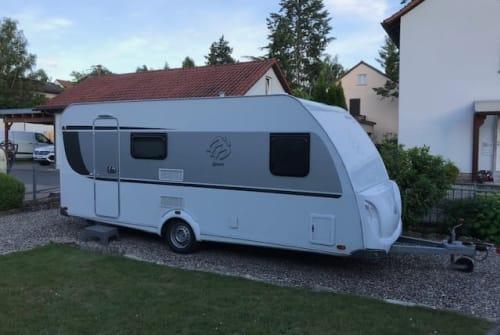 Wohnmobil mieten in Sommerhausen von privat | Knaus Sporti I