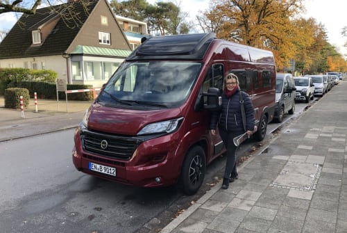 Wohnmobil mieten in Gevelsberg von privat | Fiat Betty 620