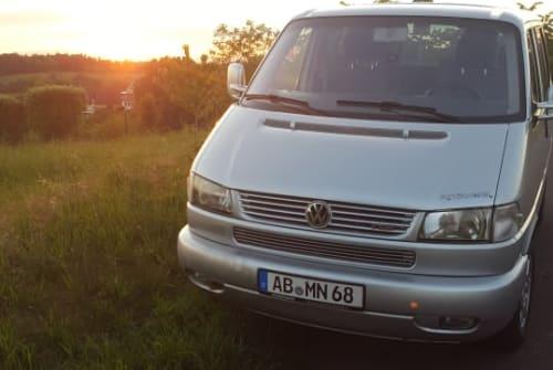 Wohnmobil mieten in Aschaffenburg von privat | VW Moby