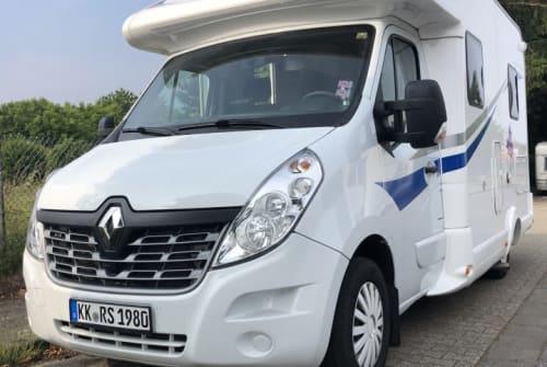Wohnmobil mieten in Grefrath von privat | Renault City Jumper