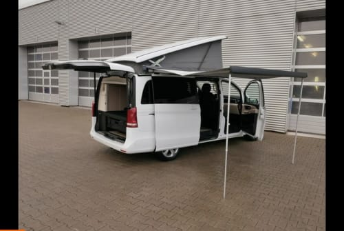 Wohnmobil mieten in Eisenach von privat   Mercedes Benny Polo
