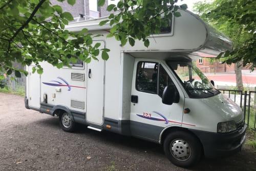 Wohnmobil mieten in Kiel von privat | Fiat Kieler Sprotte
