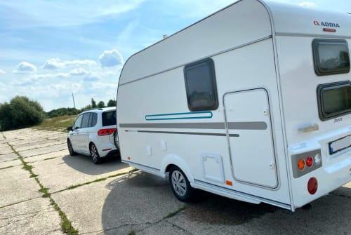 Wohnmobil mieten in Dessau-Roßlau von privat | Adria Charlotte