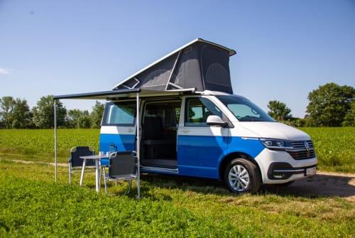 Wohnmobil mieten in Aschheim von privat | VW Una