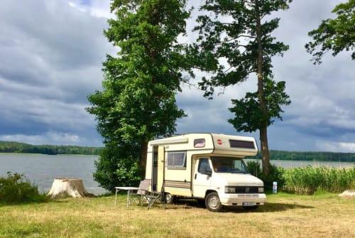 Wohnmobil mieten in Berlin von privat | Fiat Ducato Jonny