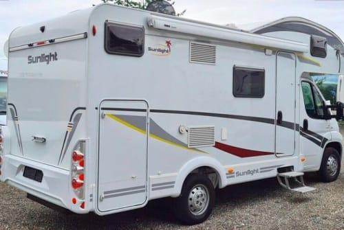 Wohnmobil mieten in Dietmannsried von privat | Sunlight/Fiat Siggi
