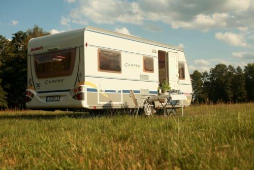 Wohnmobil mieten in Großräschen von privat | Dethleffs  Camper 510V