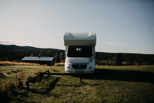 Wohnmobil mieten in Fürth von privat   Eura Mobil  Atomhamster