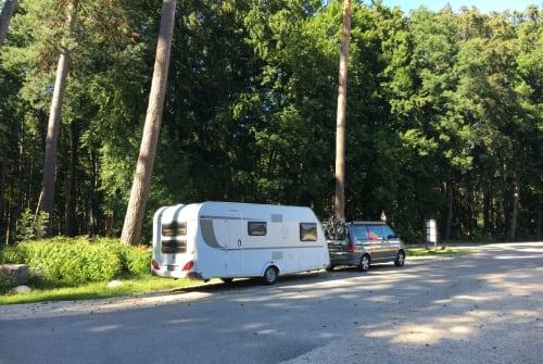 Wohnmobil mieten in Alfter von privat | Knaus Knaus QDK 500