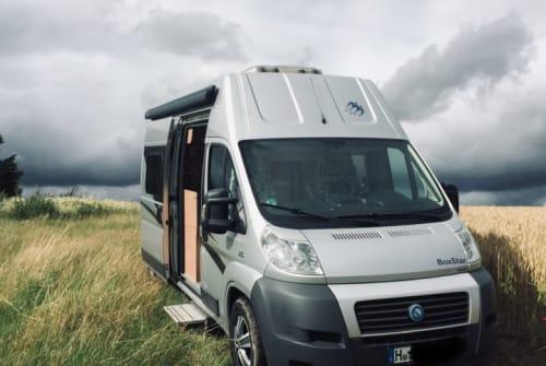 Wohnmobil mieten in Gehrden von privat | Knaus Starbox