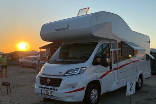 Wohnmobil mieten in Ganderkesee von privat   Sunlight Urlaubs-WoMo