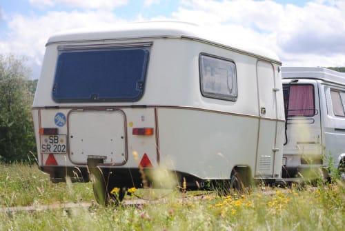 Wohnmobil mieten in Kleinblittersdorf von privat   Eriba Eriba PAN