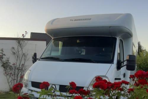 Wohnmobil mieten in Holle von privat   Mobilvetta / Renault Mr. Kimu