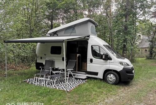 Wohnmobil mieten in Fuchsstadt von privat | Hymer Hymer Yosemite