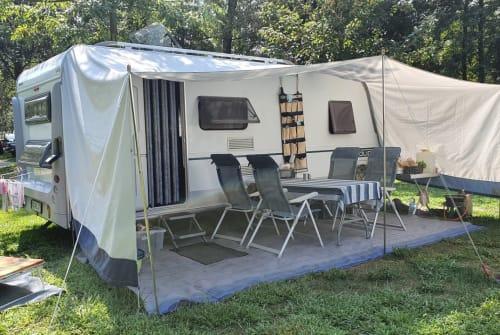 Wohnmobil mieten in Bad Feilnbach von privat | Knaus Tabbert Eifelland