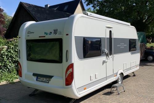 Wohnmobil mieten in Hamburg von privat | Hobby  Hobbysmobile